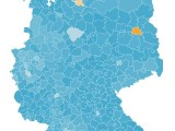 德国空置岗位创12年来新高 北威州工作机会最多
