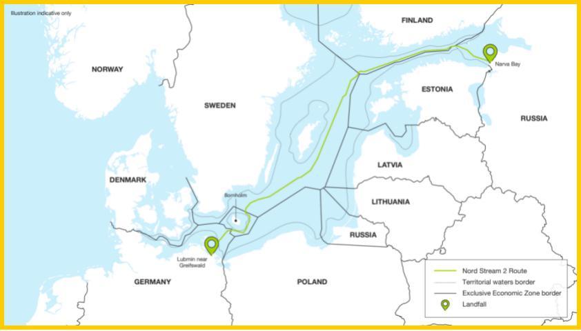 拒绝美国制裁 德国这个小港哪来的底气?