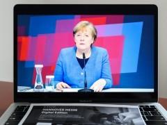"""德国启动""""疫苗行动周"""" 默克尔录视频喊话国民""""现在就接种"""""""