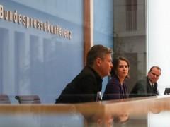 德国三党联合组阁谈判于本周开启 财政问题成焦点